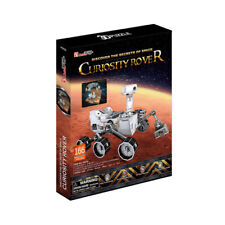 Curiosity Mars Rover 166 Piece NASA Space Laboratory 3D Model DIY Hobby Kit
