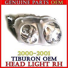 NEW OEM 2000-2001 Hyundai Tiburon Headlight Assembly Right Side 1PCS Genuine