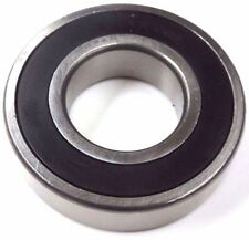 NEW SMT SS6206RS SINGLE ROW BALL BEARING 1/2 SEALED SS, 30mm ID 62mm OD 16mm W