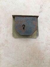 Antique French Drawer Lock