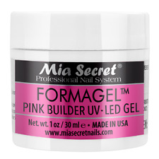 Mia Secret Formagel PINK Builder UV Gel 1 oz / 30ml (BG-P10)