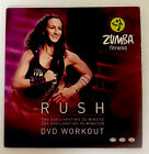 Zumba Fitness DVD  ?Rush? ?Turbocharge Your Day? Never Used Like New