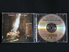 The Nitty Gritty Dirt Band. Twenty Years Of Dirt. Compact Disc. 1986. Australia
