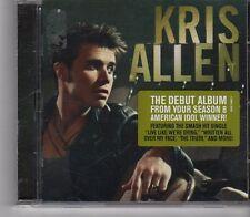 (GA540) Kris Allen, The Debut Album - 2009 CD