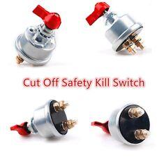 Car Battery Master Isolator Cut Off Kill Switch Universal , Racing,Boat, Truck