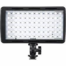 Limelite VB-1400 Mosaic Solo On-Camera 72 Power LED Light Shoe Mount Diffusion