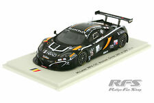 McLaren mp4-12c - team Boutsen Ginion - 24 hours of spa 2014 - 1:43 spark sb100