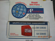 53830 FANALE POSTERIORE (REAR LAMP) DX AUDI A4 SW 12/00->10/04