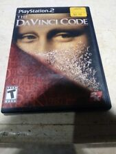 The Davinci Code Ps2 Complete