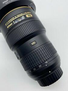 Nikon AF-S NIKKOR 16 - 35mm F/4 G VR  lens  ( BRAND NEW)