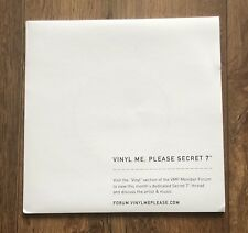 "Vinyl Me Please - Secret 7"" Vinyl VMP"