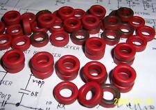 5PCS T130-2 RF magnetic iron / iron core magnetic 0.25-10MHz