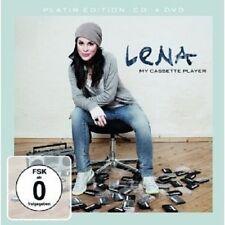 "LENA ""MY CASSETTE PLAYER"" CD+DVD PLATIN EDT NEU"