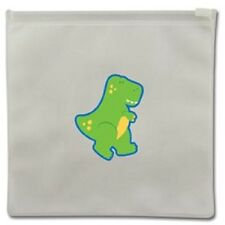 Stephen Joseph DINO Reusable Snack Bag  FREE US SHIPPING