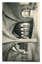 CPA-Carte postale-FRANCE - Charlieu - L'abbaye Saint-Fortuné.- Salle Capitulaire
