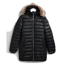 GANT Teen Girls Long Faux Fur Puffer Jacket Size 11-12 Years