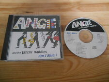 CD Jazz Angie A.T. Jazz-Daddies - Am I Blue? (18 Song) PRIVATE PRESS