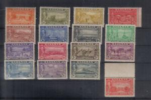 Bahamas 1948 Tercentenary set unmounted mint