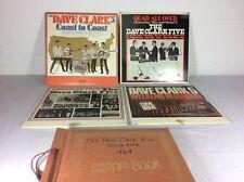 DAVE CLARK FIVE Scrap Book And Albums 1964 Fan Memorabilia