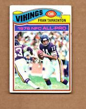 1977 Topps #400 Fran Tarkenton AP