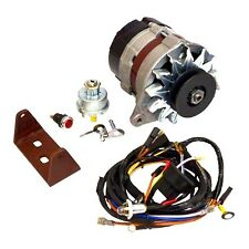 DYNAMO TO ALTERNATOR CONVERSION KIT FITS MASSEY FERGUSON 135 TRACTORS.