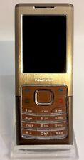 Nokia 6500c Classic - Bronze - Good Condition Used - Unlocked