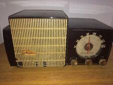 Vintage 1950's GE General Electric Musaphonic Tube Radio Parts Repair