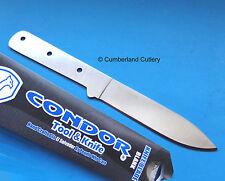 Condor Kephart Knife Making Blade Blank 1075 High Carbon Steel