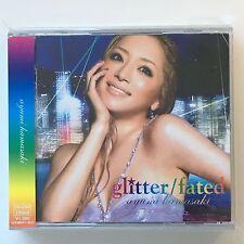 AYUMI HAMASAKI (浜崎あゆみ) - glitter / fated [AVCD-31274] Japan Import First Press