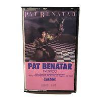 Pat Benatar - Tropico - Vintage Cassette Tape - Chrome CrO2
