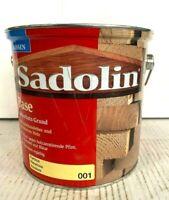 5,96 EUR/L | 2,5L SADOLIN  BASE HOLZSCHUZ -GRUND|| FARBLOS