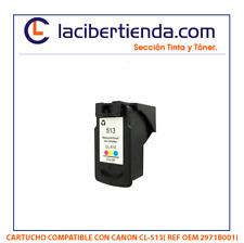 CARTUCHO COMPATIBLE CON CANON CL-513( REF OEM 2971B001)