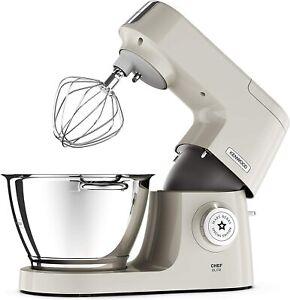 Kenwood KVC5100C Chef Elite Mary Berry Mixer - Cream
