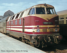 Roco 73891 H0 Diesel Locomotive V180, Dr DCC Sound