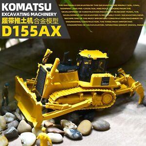 1/50 UH Komatsu D155AX-7 Dozer pushdozer Fork-lift truck  Excavating Machinery