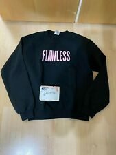 Beyonce Flawless Original Tour Black Pink Sweatshirt Small On The Run Otr Ii