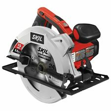 Circular Saw with Laser Guide Corded 7 1-4 inch Blades Skil Electric Skill 15Amp