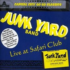 Junk Yard Band - Live at Safari Club [New CD] Enhanced