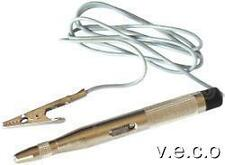 AUTO VEHICLE CIRCUIT TESTER CHECKER PEN TYPE WITH PROBE WITH LEAD 210212