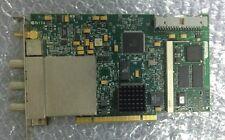 USED National Instruments PCI-5112 100 MHz Digital Oscilloscope Board