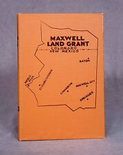 Maxwell Land Grant by Keleher (1942, Hardback) + Extras