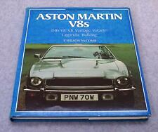 Osprey Book ASTON MARTIN V8's DBS Vantage Volante Lagonda: Bulldog Wilson McComb