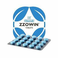Charak ZZOWIN Tablets - Sleep Disorders - Sleeping Medicine, Pills | 20 tabs
