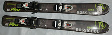 kids Skis 80cm Rossignol Experience Pro Children + adjustable Bindings pair NEW