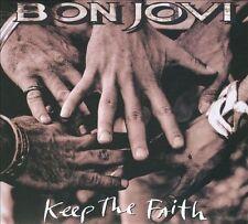 BON JOVI Keep The Faith Special Edition CD BRAND NEW Bonus Live Tracks