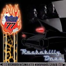 Dragstrip 77 : Rockabilly Daze CD