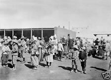 """Boer War British Concentration Camp 1901 South Africa, Photo Reprint 5.5x4"""""""