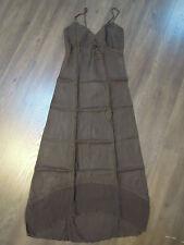 Robe XANAKA marron Taille 38