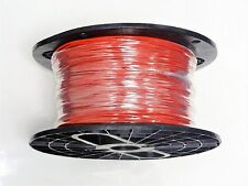 16 GAUGE WIRE RED 1000 FT PRIMARY AWG STRANDED COPPER POWER REMOTE GROUND  MTW