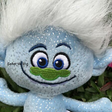 "Guy Diamond 9.5"" DreamWorks Movie Plush Toy The Good Luck Trolls Kids Cute Doll"